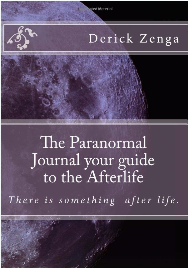 the paranormal journal